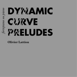 Dynamic curve preludes, page de couverture