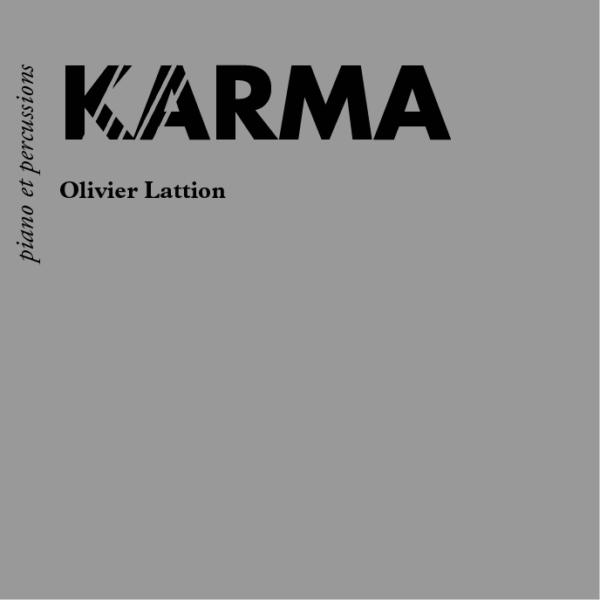 Karma, page de couverture