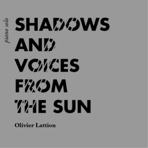 Shadows and Voices from the Sun, couverture