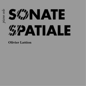 Sonate spatiale, page de couverture