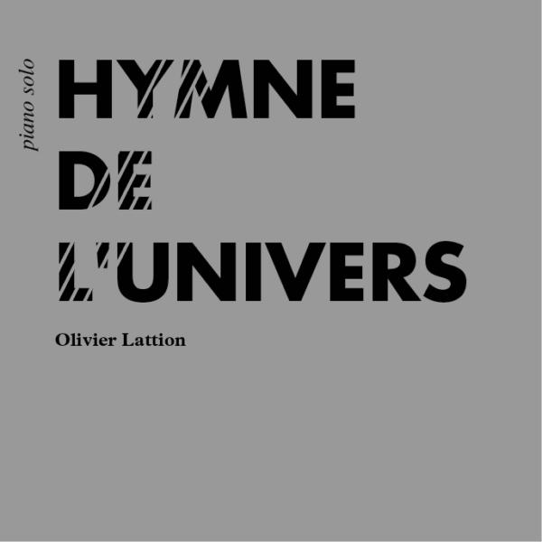 Hymne de l'univers - page de couverture