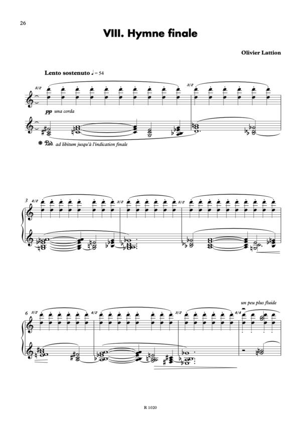 8. Hymne Finale, page 1